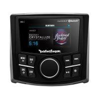 Punch Marine Compact AM/FM/WB Digital Media Receiver 2.7