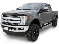 FENDER FLARE FORD F250 F350 2017-2018 POCKET STYLE