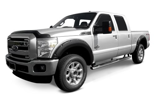 FENDER FLARE FORD F250 F350 2011-2016 POCKET STYLE