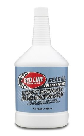 RED LINE SYNTHETIC LIGHTWEIGHT SHOCKPROOF
