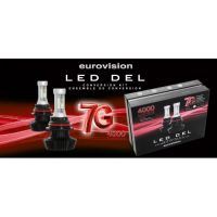 G7 LED 8000 LUMENS HEADLIGHT 6000K 50W PAIRE