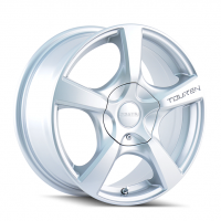 TOUREN TR9 HYPER SILVER WINTER WHEEL