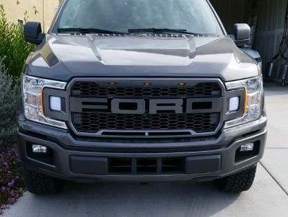 2018-19 FORD F150 LOOK RAPTOR GRILL