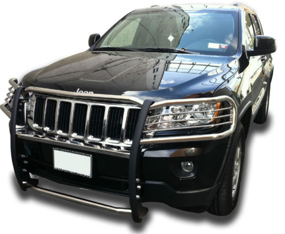 Aries Bumper Guard Chrome Jeep Grand Cherokee Carfevershop